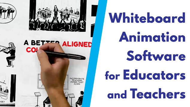 WBAnim software for teachers